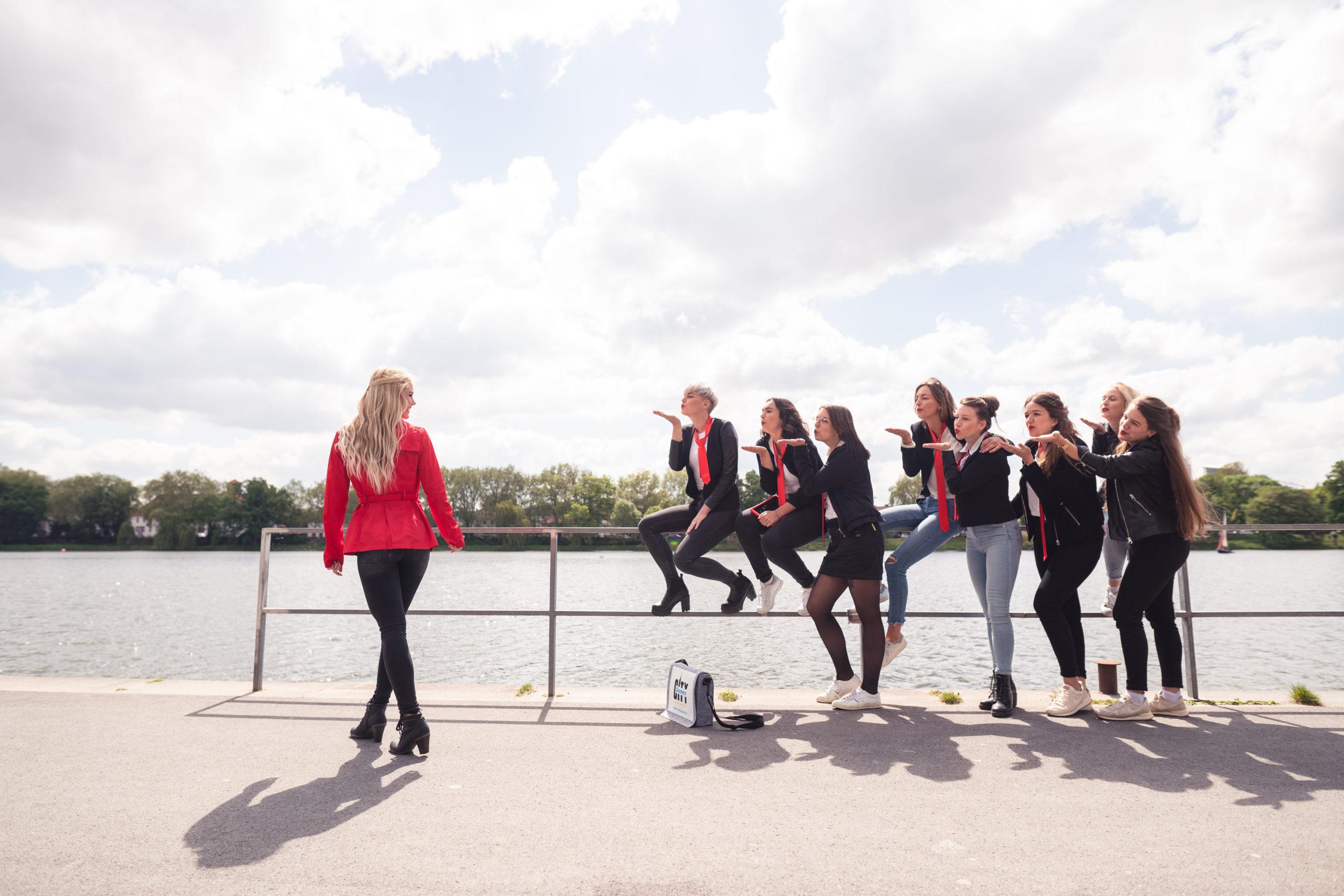 CityGames Leipzig JGA Frauen Tour: Girls Wanna Have Fun