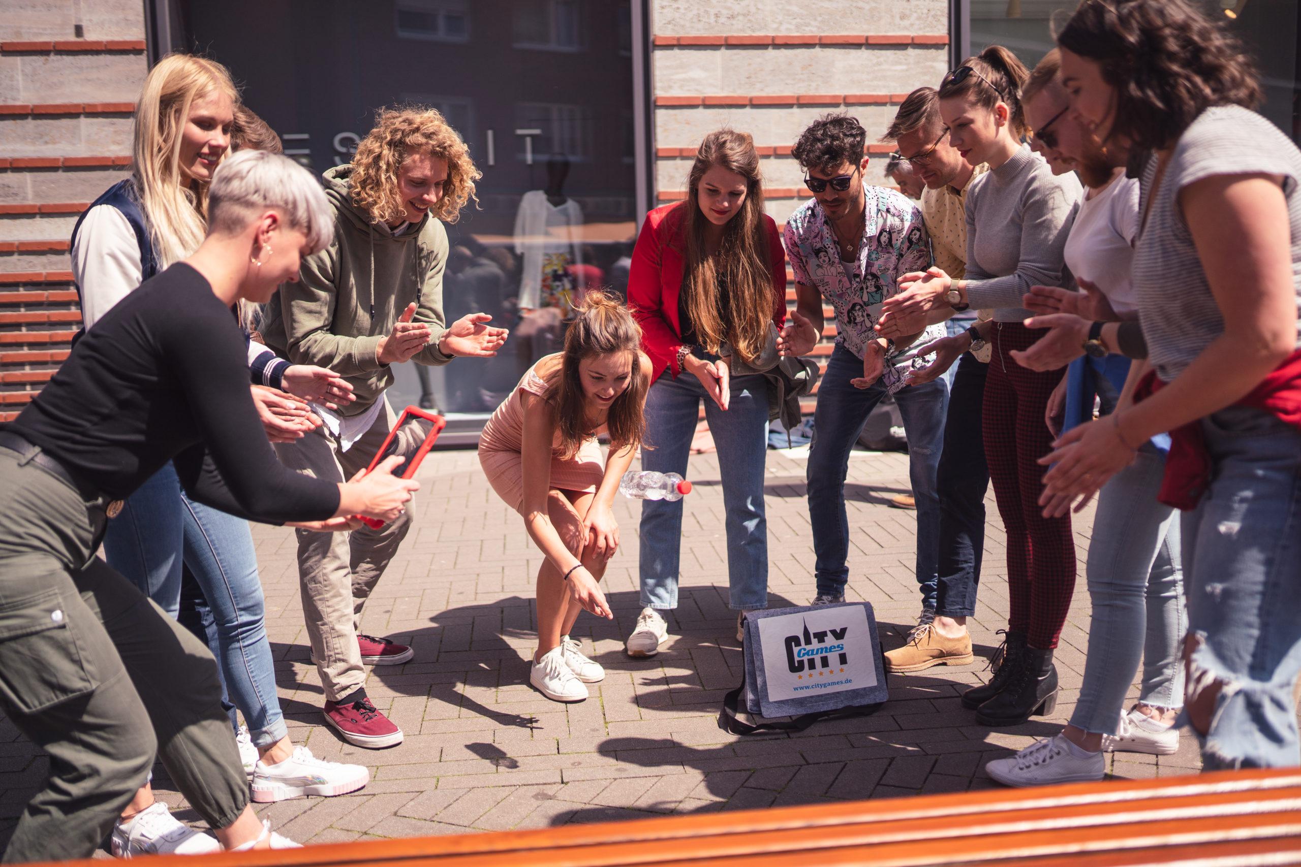 CityGames Leipzig Schüler Tour:  Lernen, bewegen und Spaß haben